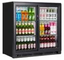 Budget BB2 Double door bottle cooler fridge