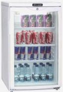 Blizzard BC105 undercounter display fridge