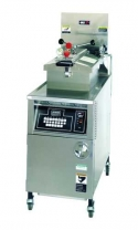 BKI LGF-FC gas pressure fryer