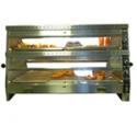 Fabristeel HCW5 humidified heated display cabinet