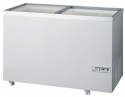 Vestfrost IKG205 sliding glass lid chest freezer