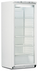 Mondial Elite BEVPR60 Upright Glass Door Display Fridge (21cu.ft)