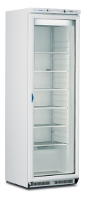 Mondial Elite ICEN40 Upright Glass Door Display Freezer (13cu.ft)