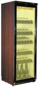 Mondial Elite WINEPR40 Wood Effect Wine Cooler (162 Bottles)