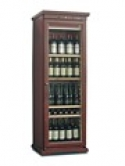 Mondial Elite WINEPR40LS Wood Effect Wine Cooler (129 Bottles)