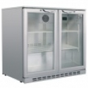 Budget SS2 Double door undercounter bottle cooler fridge