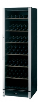 Vestfrost FZ365W Black Steel Wine Cooler (191 Bottles)