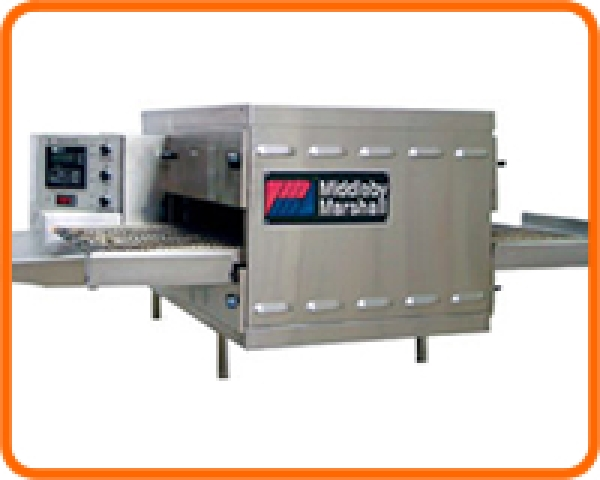 Middleby Marshall PS520 countertop single conveyor oven (GAS)